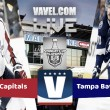 Tampa Bay Lightning vs Washington Capitals Live Stream Updates and Commentary of 2018 Stanley Cup Playoffs (0-0)