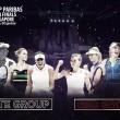 WTA Finals 2017. Grupo blanco: juventud y veteranía