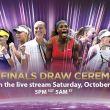 WTA Finals: las ocho mejores del año se citan en Singapur