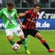 VfL Wolfsburg 2-2 Eintracht Frankfurt: Spoils shared at the Volkswagen Arena