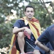 """Xavi Hernández: """"Un equipo grande no puede jugar como el Atleti"""""""