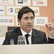 """Xavi Pascual: """"Ha sido uno de nuestros partidos más completos"""""""