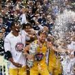PosteMobile Final Eight 2018 - La roulette premia Torino, Brescia a testa alta