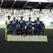Pichín y Ríos Reina resuelven el estreno de la Deportiva ante el Burgos