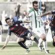 Xisco, el mejor jugador del Córdoba CF ante el Llagostera para los lectores de VAVEL