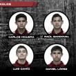 Cuatro Xolos a la Selección Nacional Sub-17
