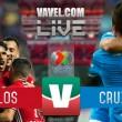 Resultado y goles del Xolos 0-2 Cruz Azul de la Liga MX 2017