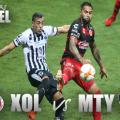 Previa Xolos Tijuana vs Rayados Monterrey: a afianzarse también en Liga