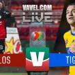 Xolos vs Tigres en vivo online en Liga MX 2017 (0-0)