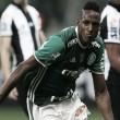 Yerry Mina anotó su primer gol con el Palmeiras