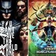 Trailers de Liga da Justiça e Thor: Ragnarok agitam o sábado na San Diego Comic Con