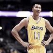Los Angeles Lakers waive Yi Jianlian, Anthony Brown