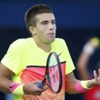 Borna Coric, Elias Ymer Part With Coaches