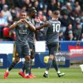 Huddersfield Town 1-4 Leicester City: Foxes make it four in a row with classy victory
