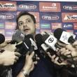 """Marquinhos Santos exalta empenho do Fortaleza após vitória : """"Se entregaram muito"""""""