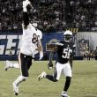 La mano de Zach Miller decanta el resultado para los Bears