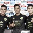 Las caras nuevas de la Selección Mexicana