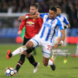 "Mathias Jørgenson: Huddersfield have ""no pressure"" since they aren't expected to stay up"