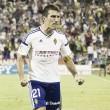 Zapater, el mejor frente al Huesca según la afición
