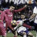 Lance de juego en el partido de la pasada temporada en La Romareda / Foto: LaLiga
