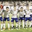 Real Zaragoza - Real Valladolid: puntuaciones Real Zaragoza, Segunda Ronda Copa del Rey