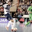 Ríos Renovables Zaragoza vence a Goliat y sueña con la Copa de España