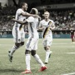 Los Angeles Galaxy get big road win, defeat Portland Timbers 2-1