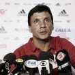 """Zé Ricardo elogia Guerrero e deixa de lado tabu contra o Vasco: """"O que passou, passou"""""""