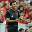 Zé Ricardo afirma que terá previsão sobre retorno de Conca e Diego durante a semana