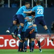 Zenit St.Petersburg (3) 3-0 (1) Celtic: Hoops unable to recover from a sloppy start as Zenit run riot in decider