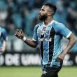"""Fernandinho comemora vitória do Grêmio e projeta duelo com Timão: """"Brasileirão é assim, só pedreira"""""""