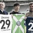 VfL Wolfsburg's new signing, Zhang Xizhe will begin training