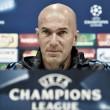 """Zidane: """"Non abbiamo ancora vinto niente, se non passiamo sarà un fallimento"""""""