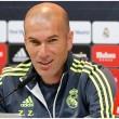 """Zidane: """"No vamos a arriesgar con Cristiano y Benzema"""""""