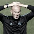"""Zidane: """"Estamos a un paso de los octavos y queremos los tres puntos"""""""