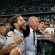 La Liga: Real Madrid wrap up first title in five years despite Barcelona victory
