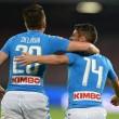 Serie A - Napoli a caccia del tris a Cagliari: Mertens per scardinare la difesa sarda