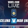 Barcelona x Manchester United AO VIVO na Champions Cup (0-0)