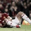 Ibrahimovic tem lesão confirmada, mas Manchester United não informa prazo de recuperação