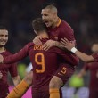 Esageratamente Roma: quattro colpi al Toro. Con Dzeko tra le stelle d'Europa