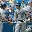 Zobrist Slams 2 Home Runs As Kansas City Royals Come Back To Defeat Blue Jays 7-6