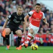 Resultado Burnley vs Arsenal en vivo online en la Premier League 2016