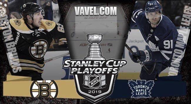 Previa Boston Bruins – Toronto Maple Leafs: Toronto busca revancha del año pasado