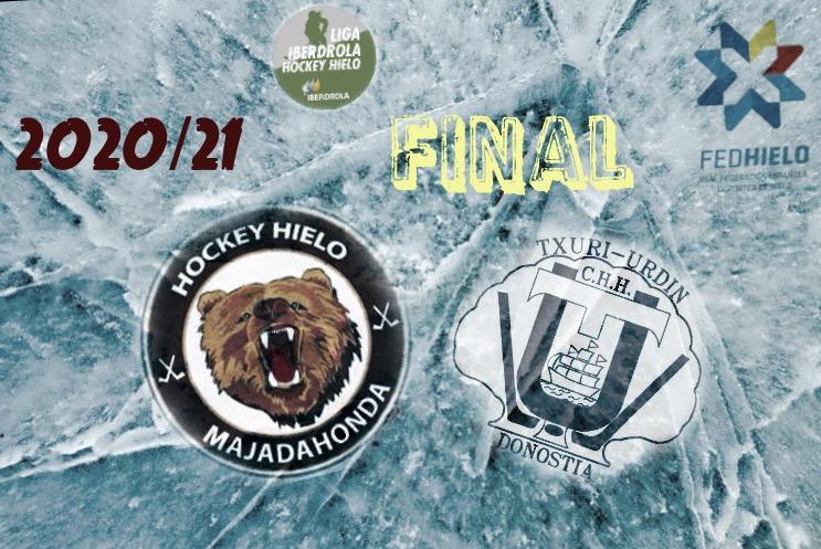 Final de la Liga Iberdrola: SAD Majadahonda - CHH Txuri Urdin