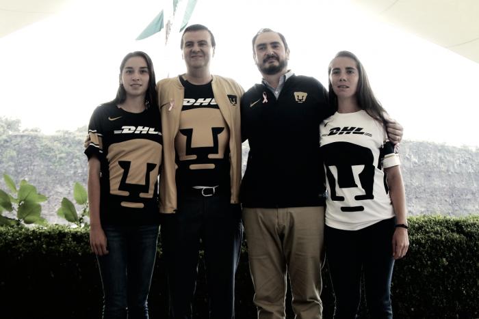 DHL extiende su patrocinio con Pumas