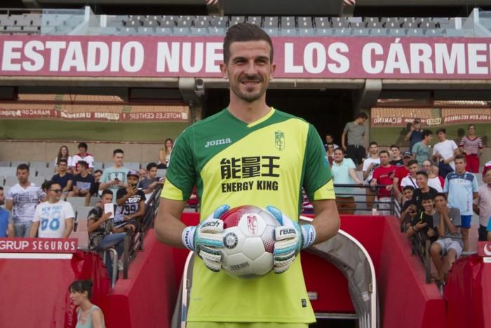 El estreno del Granada CF en Segunda ya tiene hora
