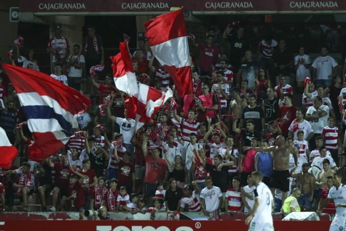 El Granada CF busca hacerse fuerte en Los Cármenes