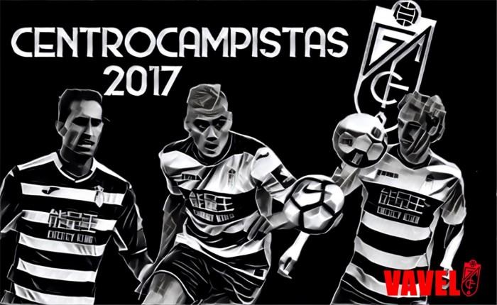 Anuario VAVEL Granada CF 2017: revolución de centrocampistas
