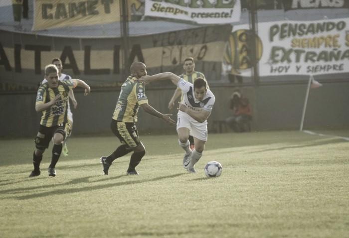 """Federico Andrada: """"Fue un partido muy duro"""""""