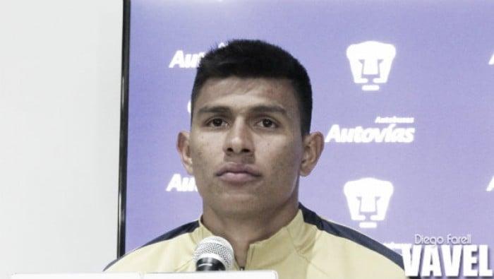 """Jesús Gallardo: """"En este año quiero estar en mi mejor nivel"""""""
